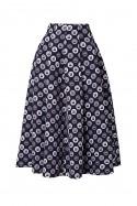 Spódnica  czarna rozkloszowana DESIRE