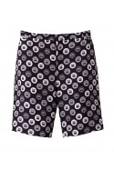 Men's Black Shorts Owls DESIRE
