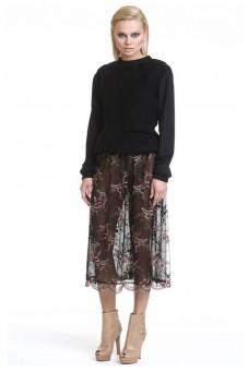 Italian lace skirt