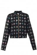 Bomber jacket ballerina black Wonderland