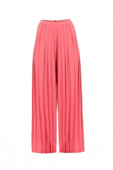 Pleated trousers Wonderland