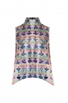 BALLERINA blouse