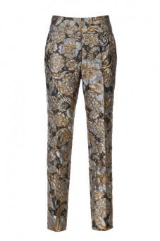 Spodnie żakardowe Baroq&Roll