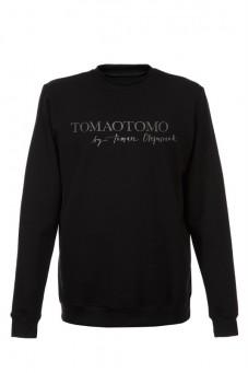 Bluza czarna LOGO Baroq&Roll