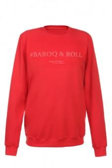 Bluza BAROQ&ROLL czerwona