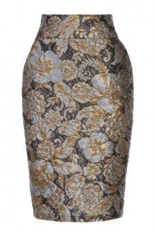 Spódnica w kwiaty Baroq&Roll.