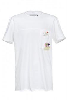 T-shirt męski LOVE Baroq&roll