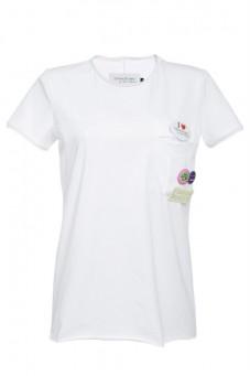 T-shirt damski LOVE Baroq&roll