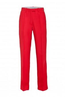 Czerwone spodnie VERONIQUE