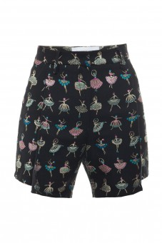 BALLERINA shorts Wonderland