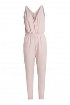 Pink jumpsuit VERONIQUE