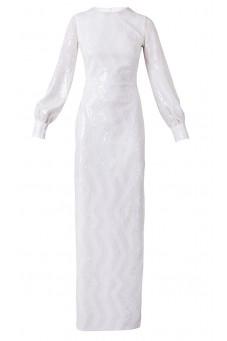 Długa sukienka cekin DESIRE