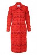 Płaszcz czerwony Baroq&Roll