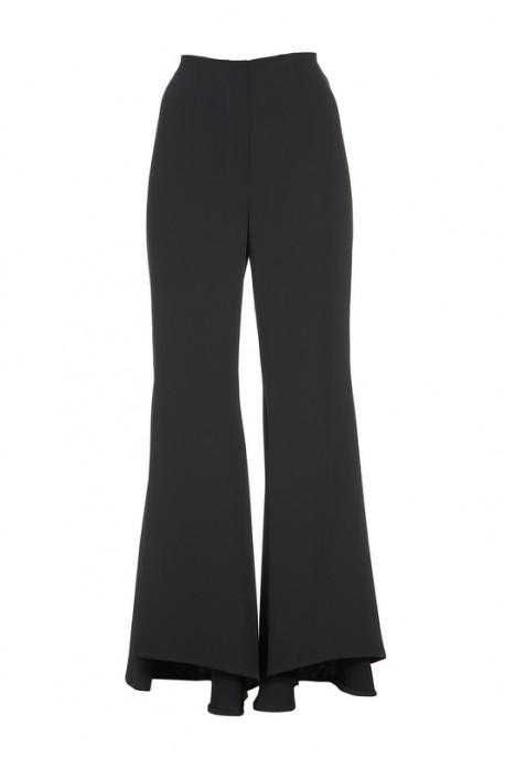 Czarne spodnie PIANO-FORTE