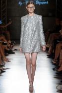 Sukienka mini ze zdobieniami PIANO-FORTE