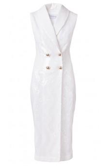 Sukienka kamizelkowa cekin DESIRE