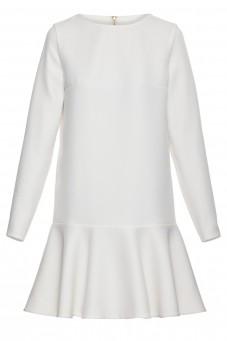 Biała sukienka THE ONE