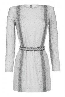 Sukienka zdobiona kamieniami Baroq&Roll