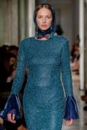 Sukienka z koralików i koronką LaDorothée