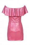 Sukienka różowe lustro LaDorothée