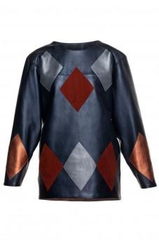 Sweatshirt rhomb THE ONE