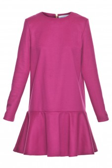 Fuchsia dress The One